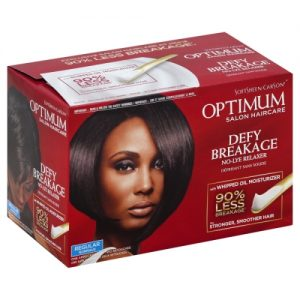 Softsheen-Carson Optimum No-Lye Relaxer with Coconut Oil