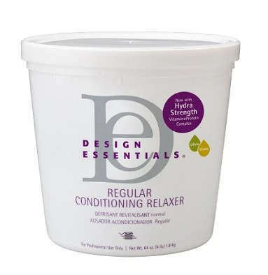 design essentials relaxer for african american hair