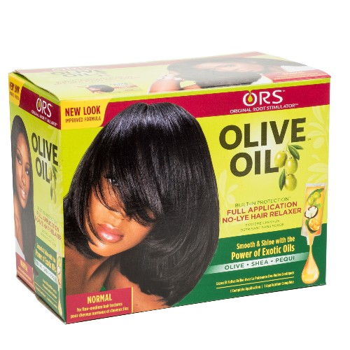 ors relaxer for black hair