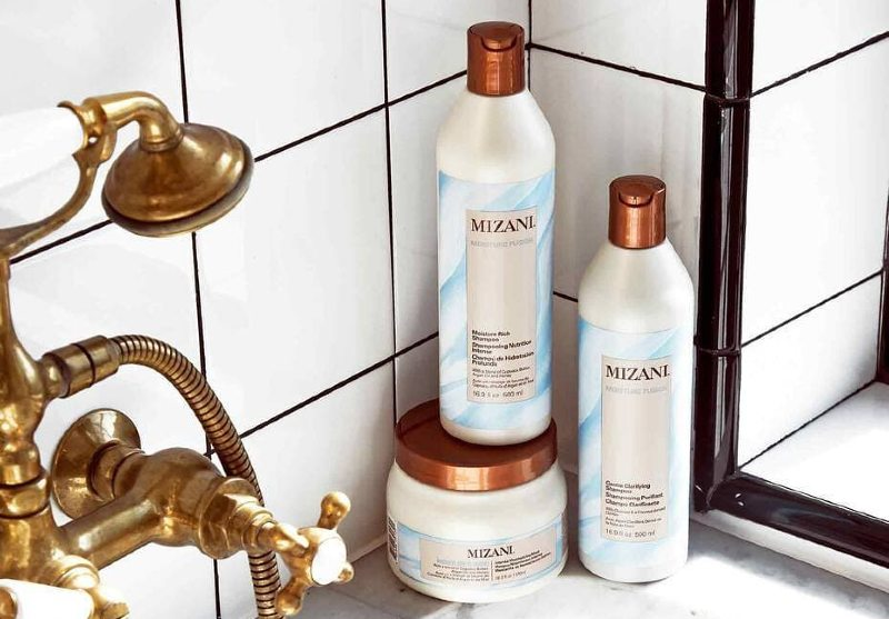 mizani complex for relaxed hair