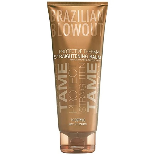 BRAZILIAN BLOWOUT Thermal Straightening Balm for Natural Hair